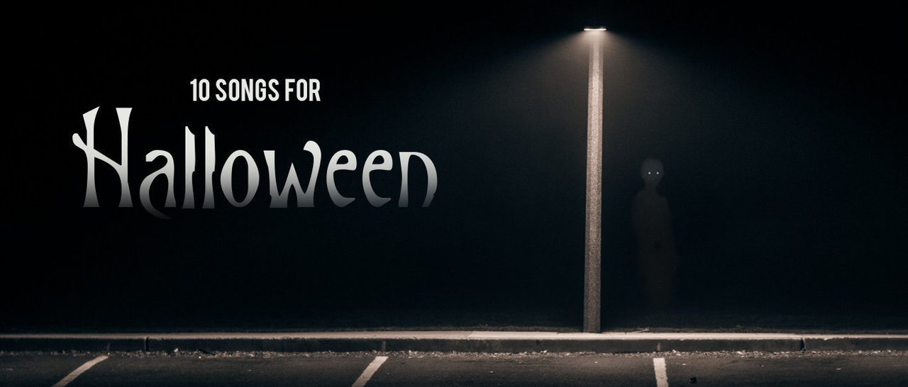 10 Songs for Halloween