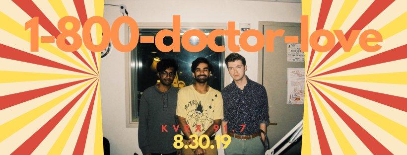 1-800-DOCTOR-LOVE banner