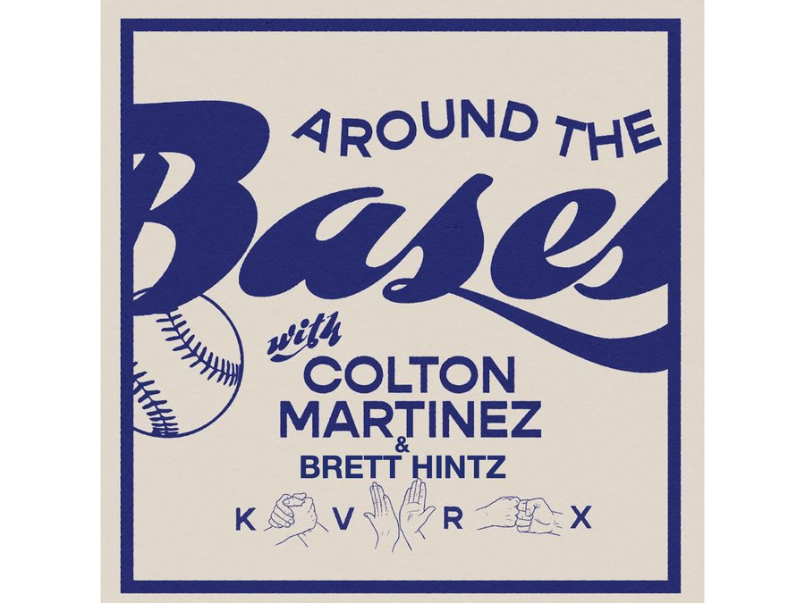 Around the Bases With Colton Martinez banner