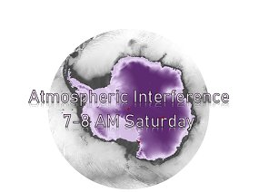Atmospheric Interference banner