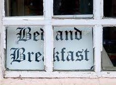 Bed and Breakfast banner