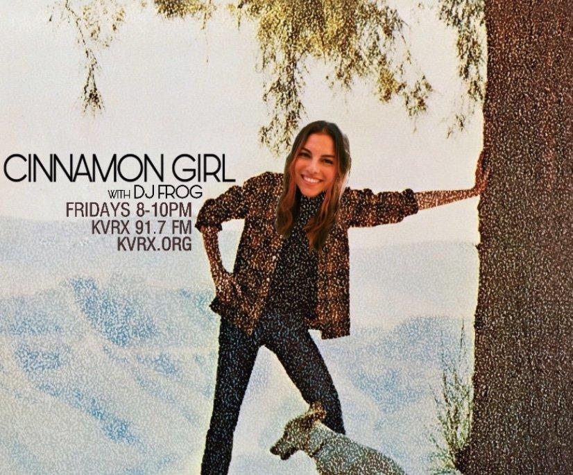 Cinnamon Girl banner