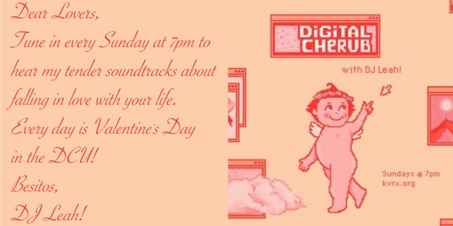 digital cherub banner