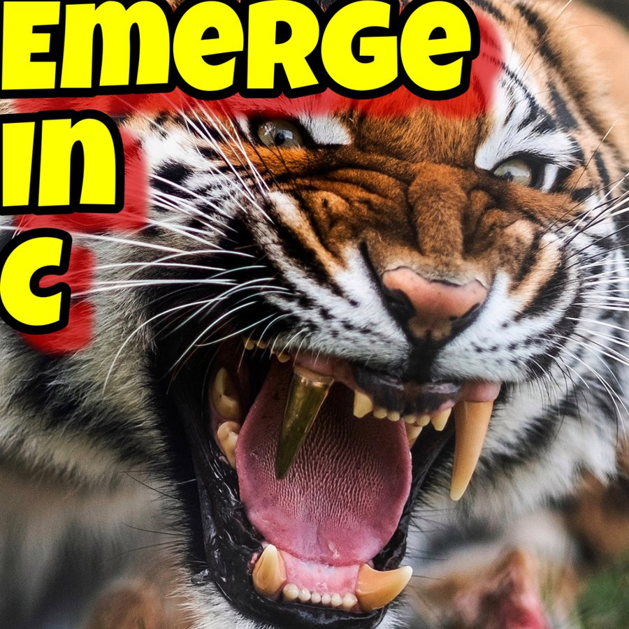 Emerge In C banner