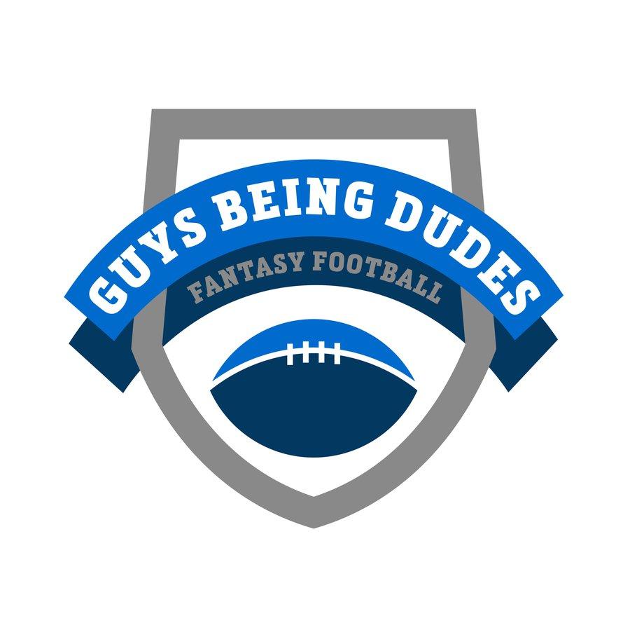 Guys Being Dudes Fantasy Football banner
