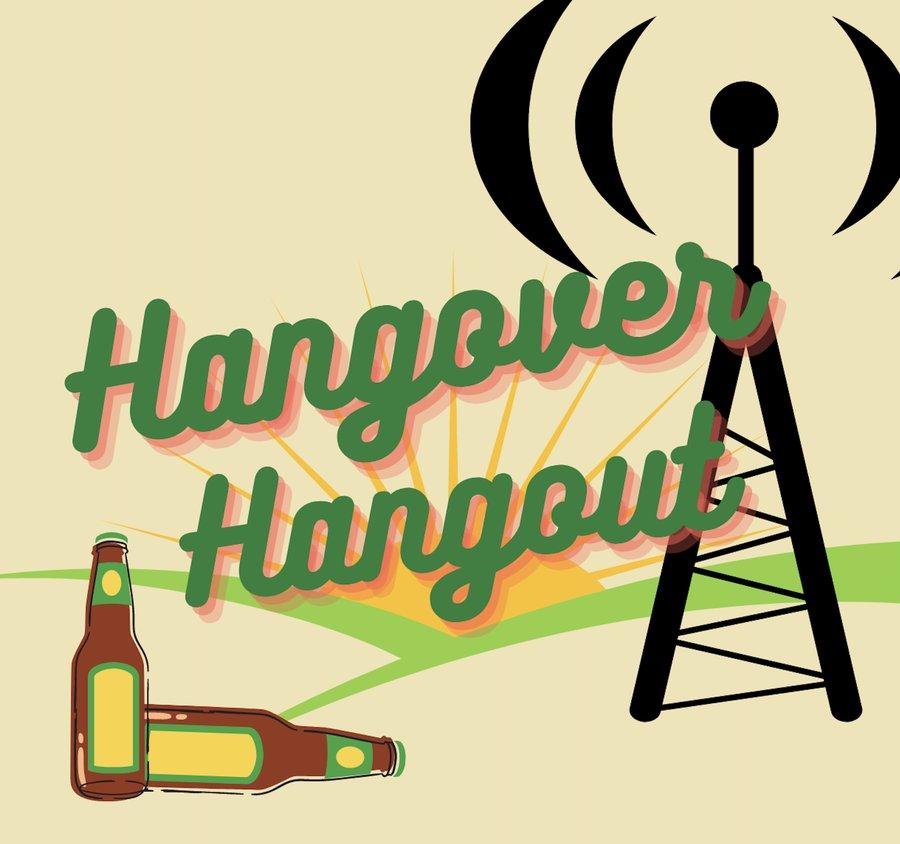 Hangover Hangout banner