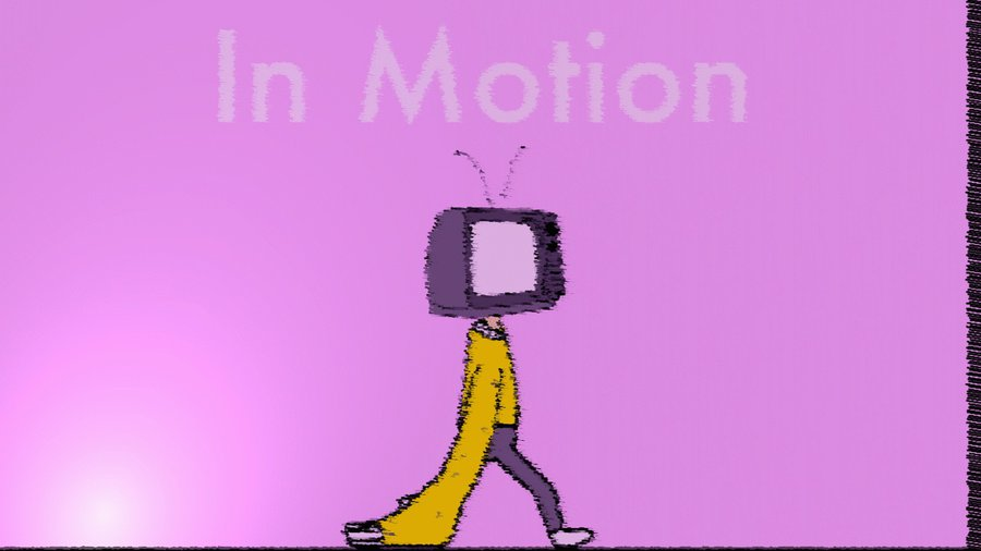 In Motion banner