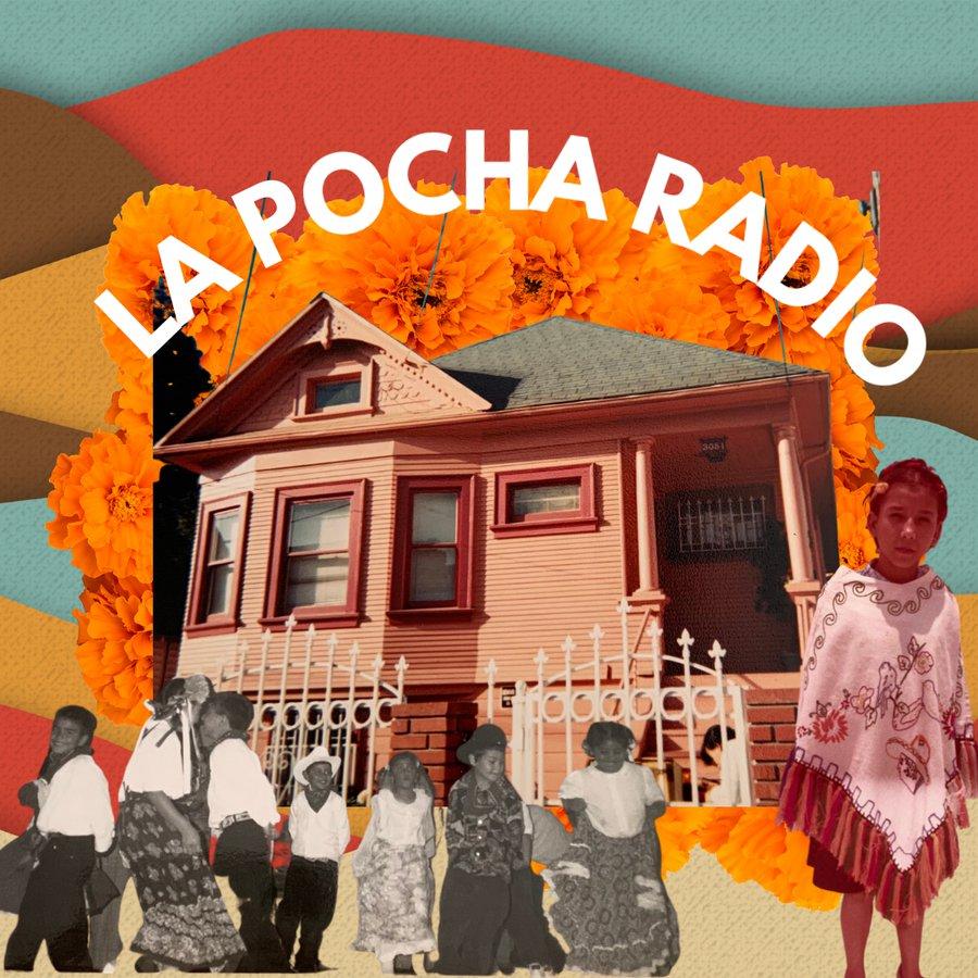 La Pocha Radio banner