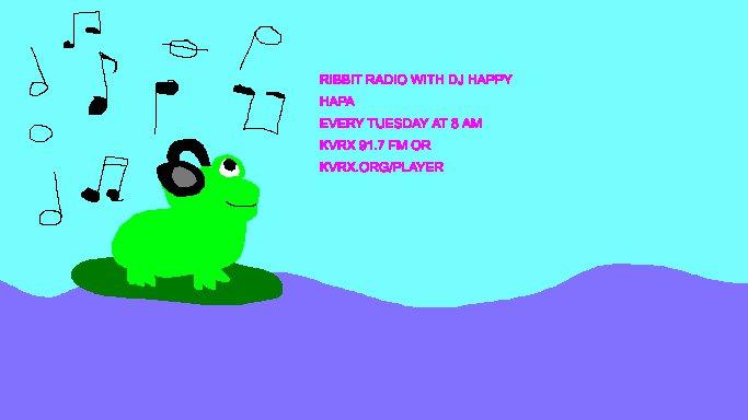 ribbit radio banner