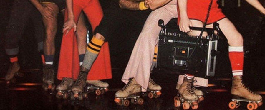 Roller Disco Machine banner