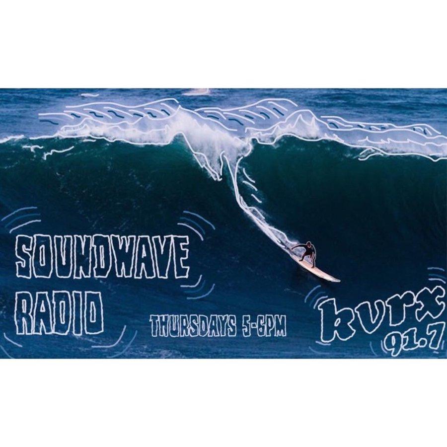 SOUNDWAVE RADIO banner