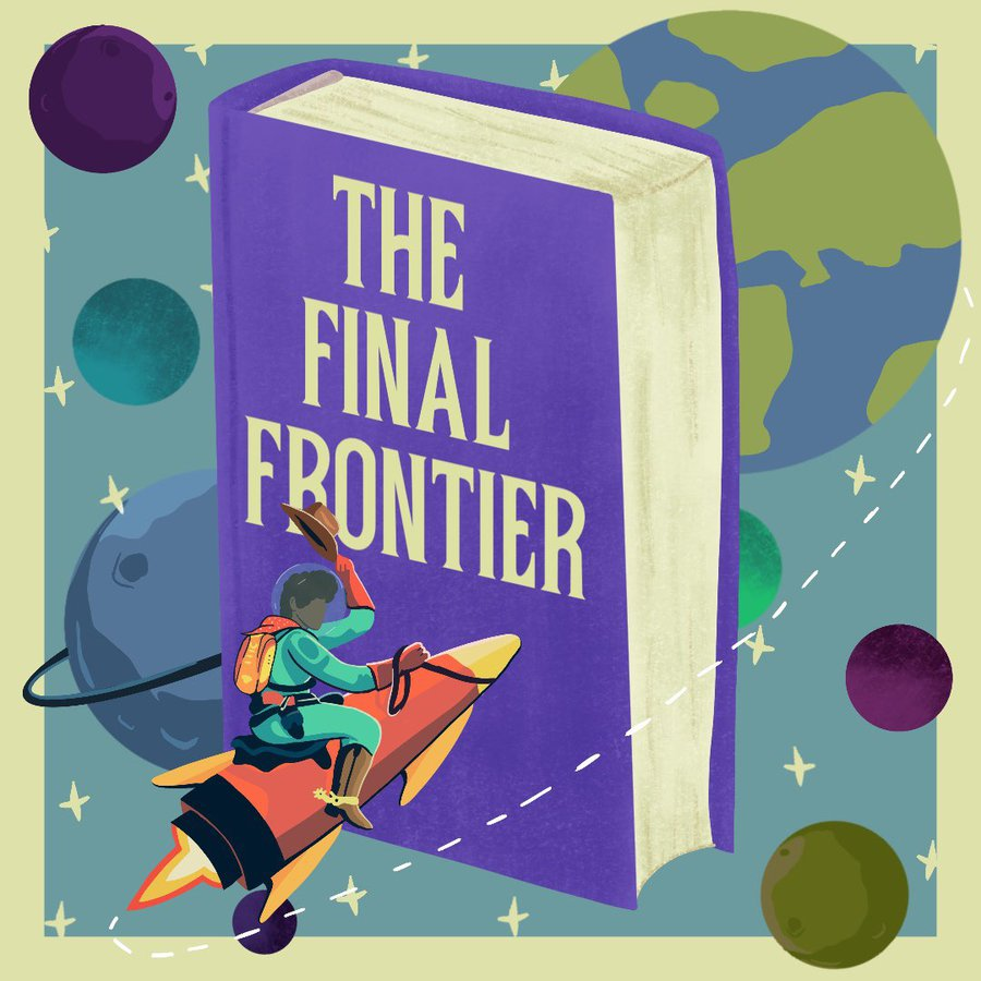 The Final Frontier banner