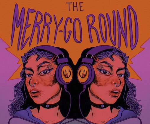 THE MERRY-GO-ROUND banner