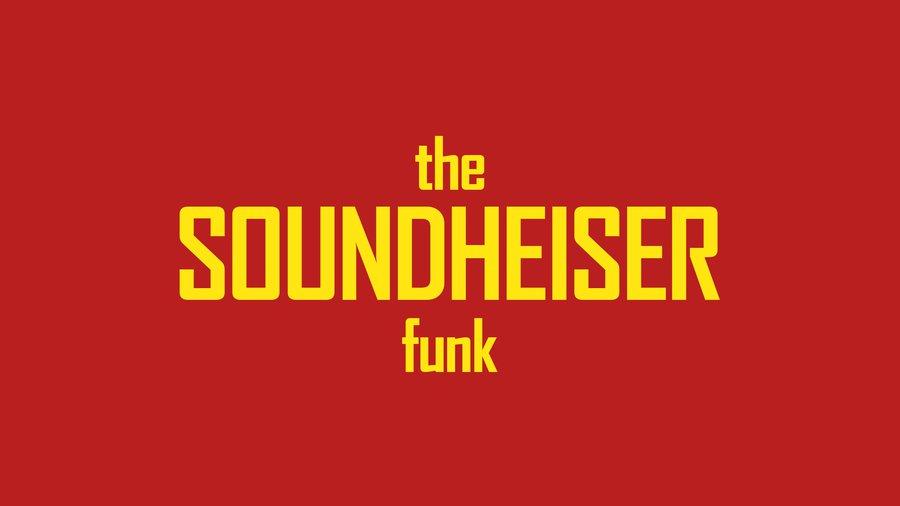The Soundheiser Funk banner