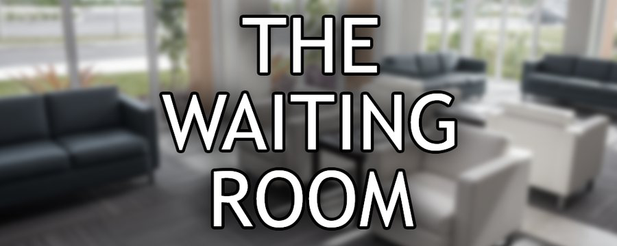 The Waiting Room banner