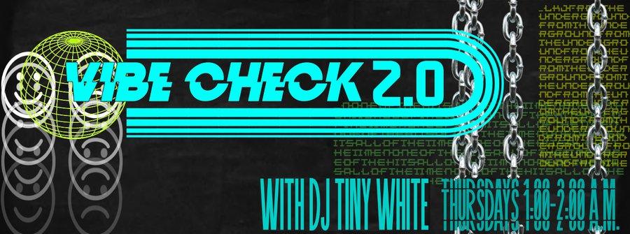 Vibe Check 2.0 banner